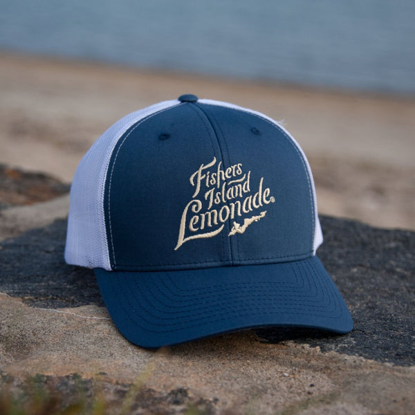 FIL Trucker Map Hat