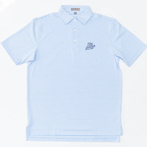 Peter Millar Competition Stripe Performance Polos