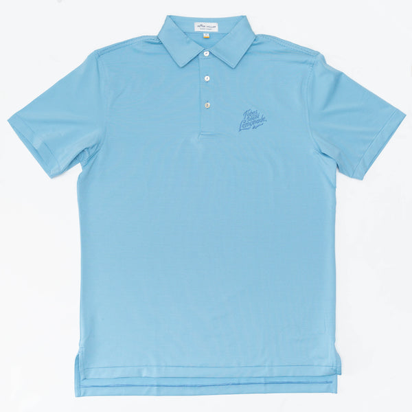 Peter Millar Iberian Blue Performance Polo