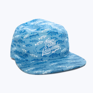 Get Hooked 5-panel Hat