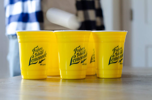 FIL Plastic Party Cups