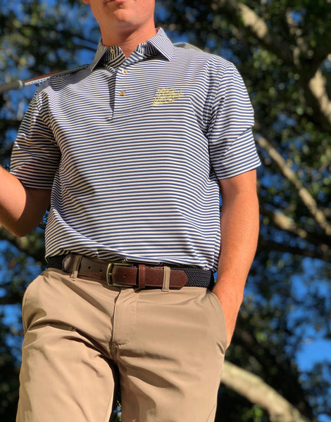 Peter Millar Navy Performance Polo