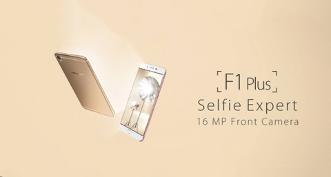 All you need to know about the 'selfie-expert' Oppo F1 Plus