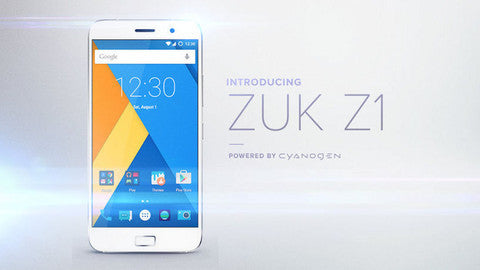 ZUK Z1 set for global release in October, will run on Cyanogen OS