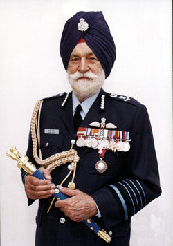 Indian Air Force marshall Arjan Singh