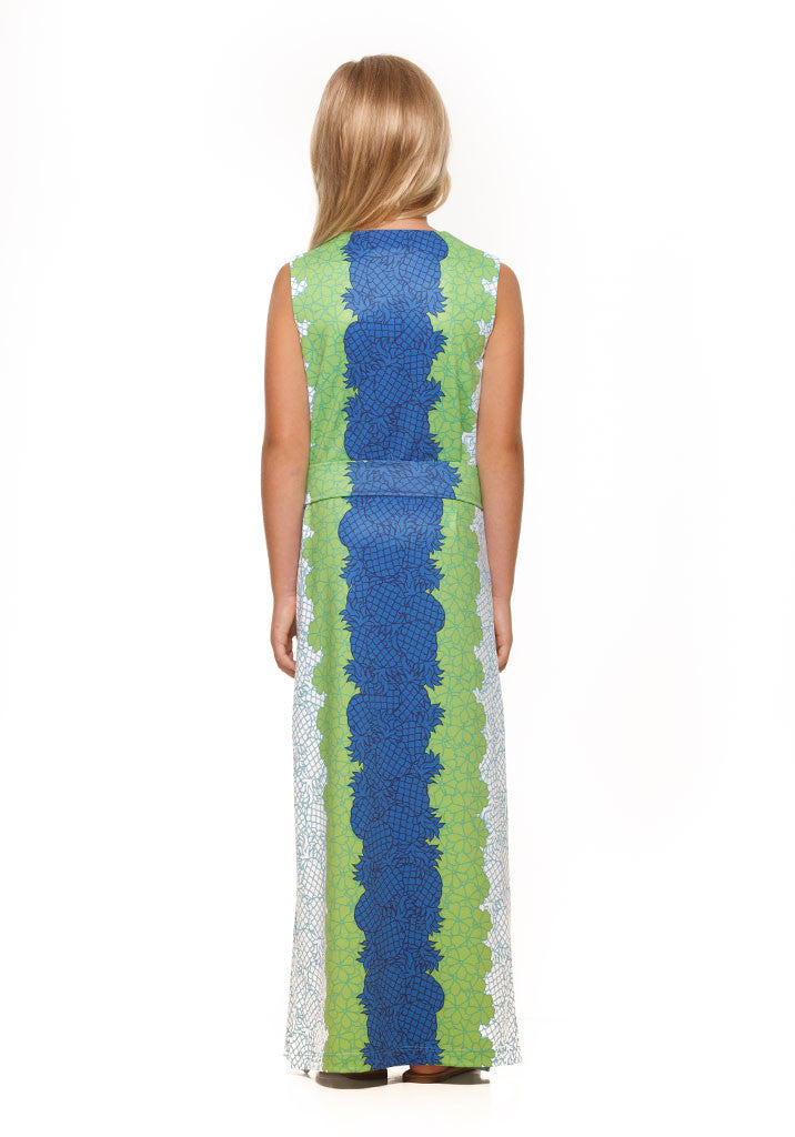 Katie Dress in Pineapple - Rulon Reed