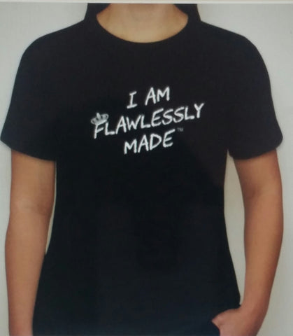 (SOLD OUT) I AM Flawlessly Made™ Short Sleeve T-shirt