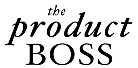 The Product BOSS (30 day Product Creation Program)