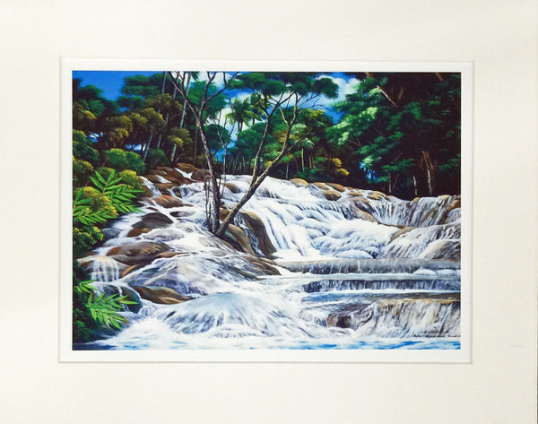 (ML) Dunns River Fall's   SKU: DRF1-01944