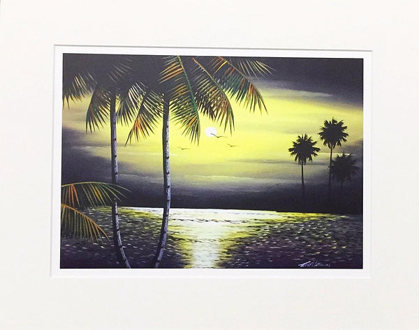 (ML) Caribbean Paradise Island Three  SKU  CPI3-01943