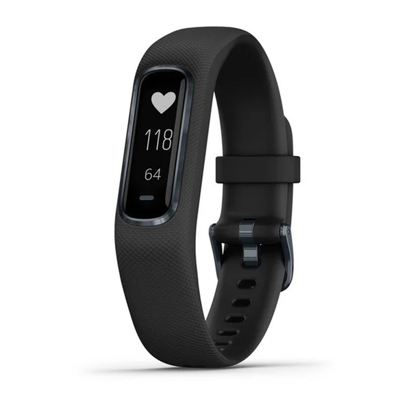 Garmin vívosmart 4 Black with Midnight Hardware Small/Medium