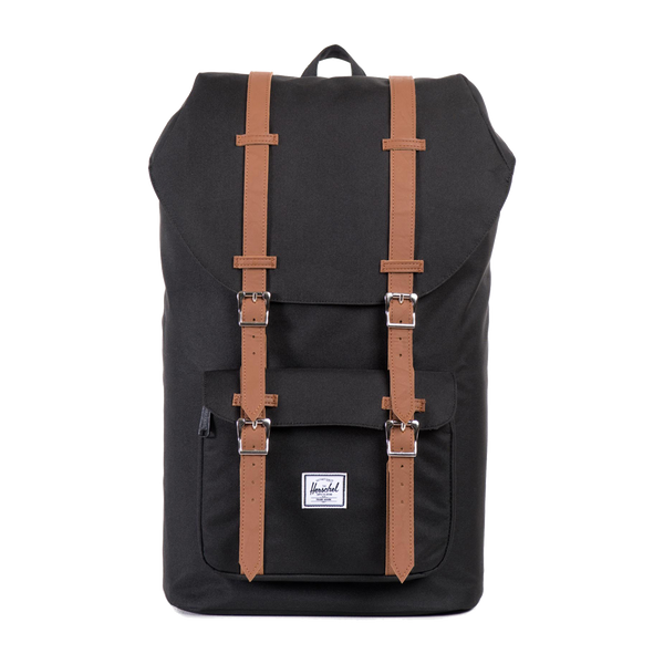 Herschel Little America Backpack 600D Poly Black