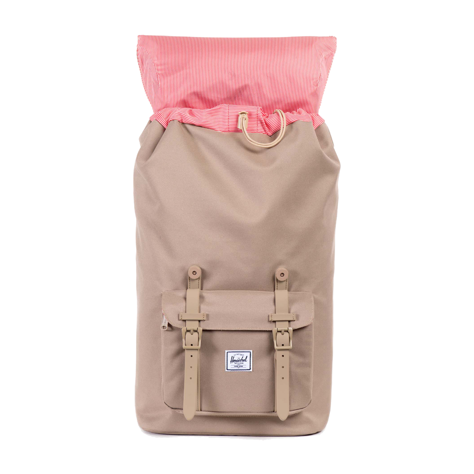 Herschel Little America Backpack Poly/Rubber Brindle