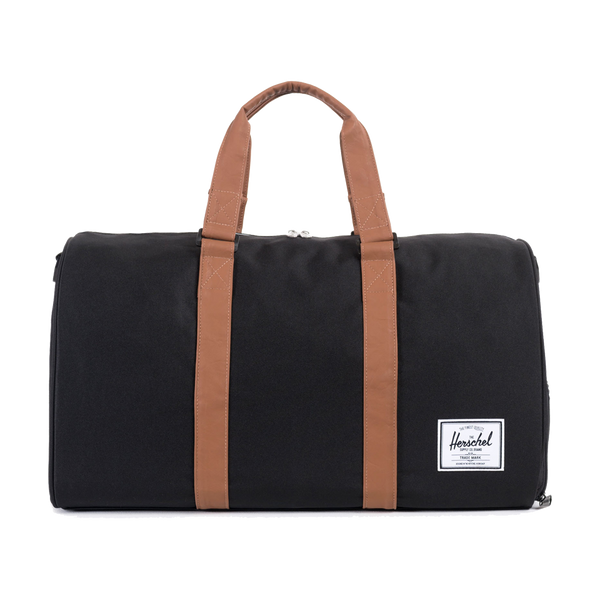Herschel Novel Duffle 600D Poly Black