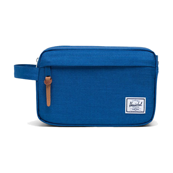 Herschel Chapter Monaco Blue Crosshatch