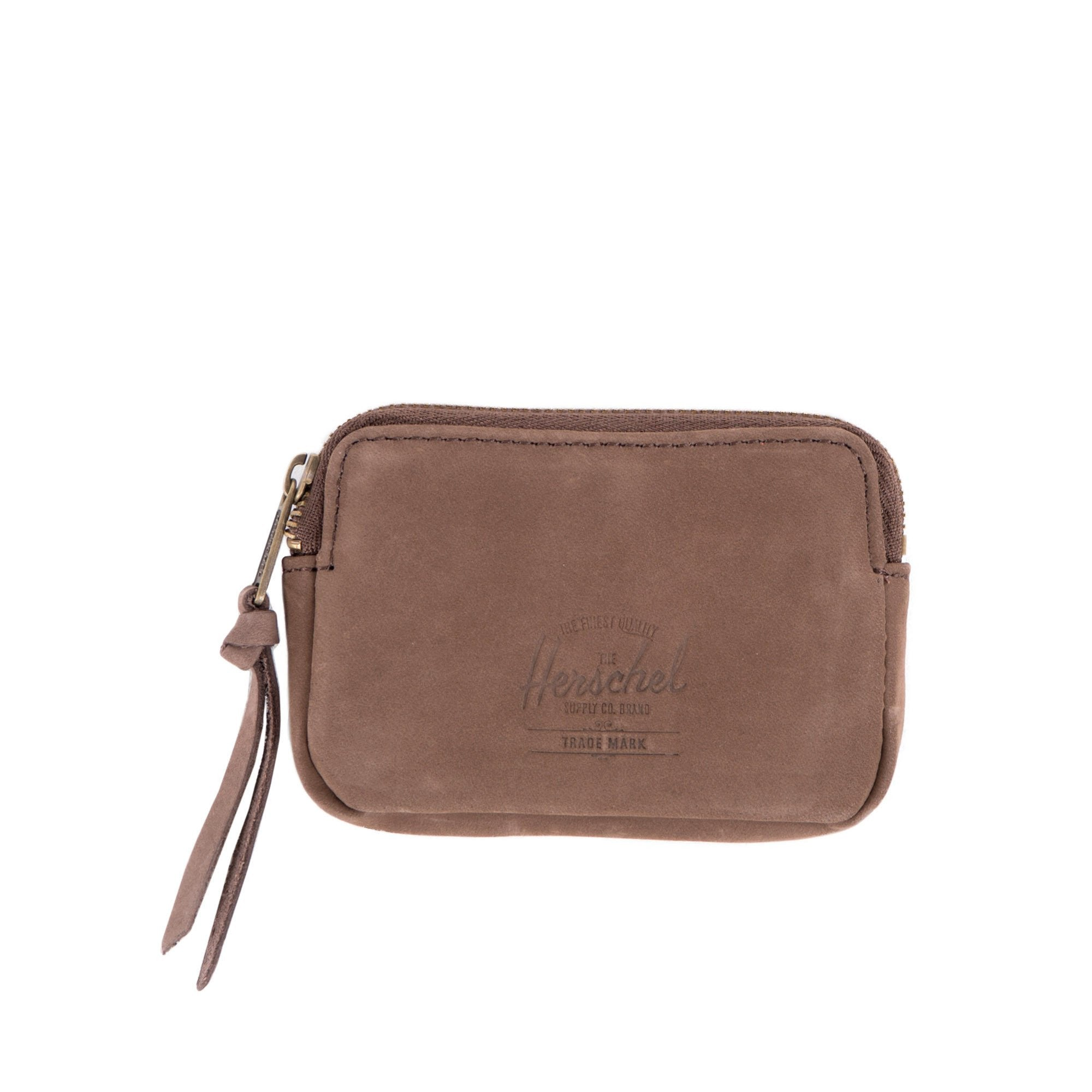 Herschel Oxford Wallet Leather Nubuck