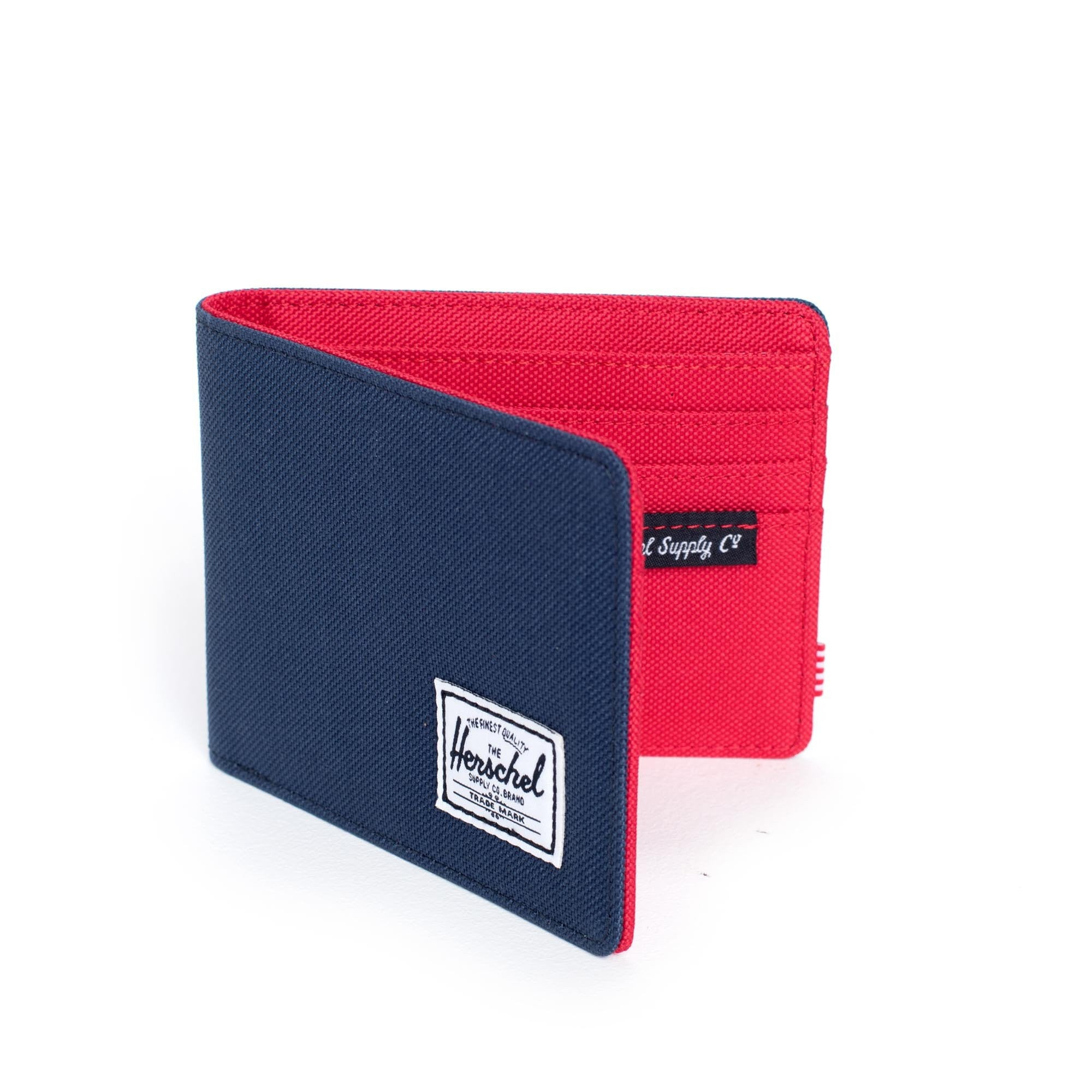 Herschel Roy Wallet Navy/Red
