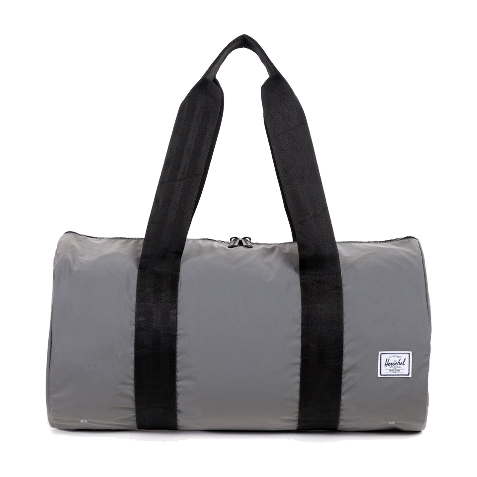Herschel Packable Duffel 70D Poly Silver Reflect