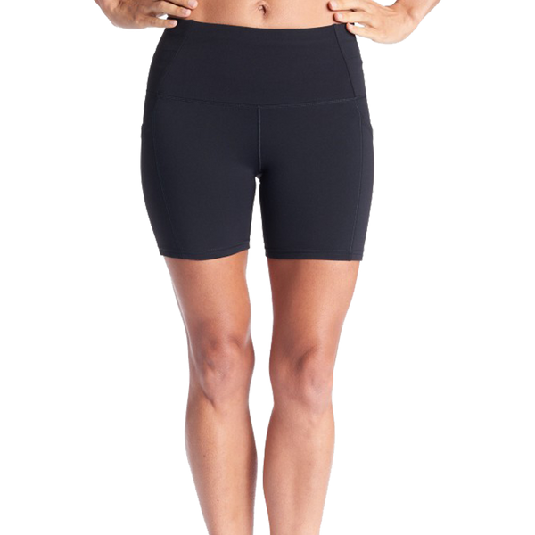 Oiselle Women's Pocket Jogger Short Black