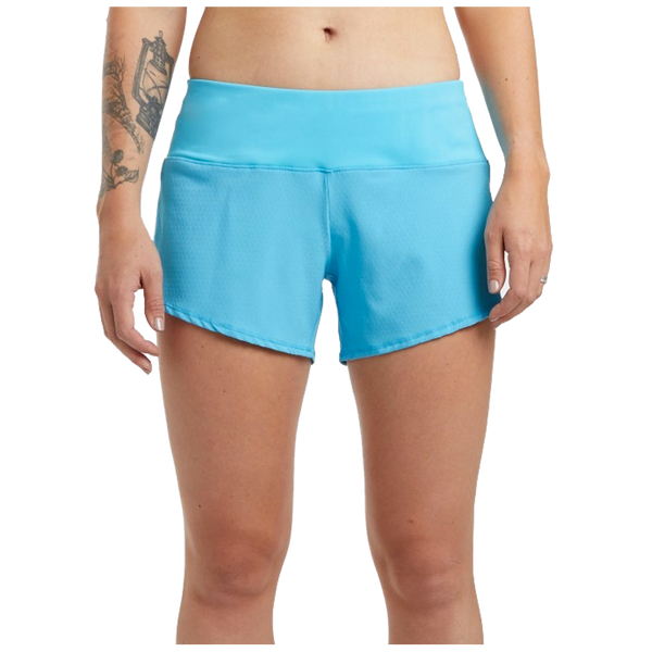 Oiselle Women's Roga Short BB Blue