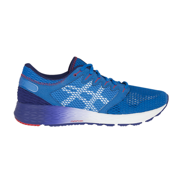 Asics Mens Roadhawk FF2 Race Blue/White