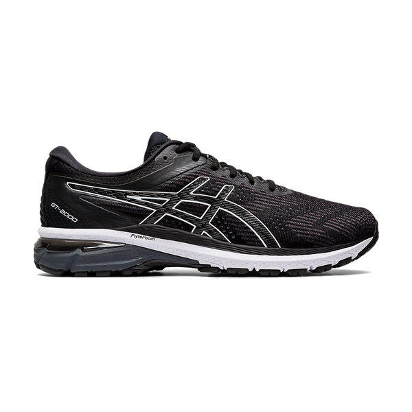 Asics Men's GT-2000 8 Black/White