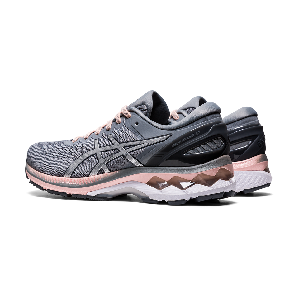 Asics Women's GEL-Kayano 27 Sheet Rock/Pure Silver