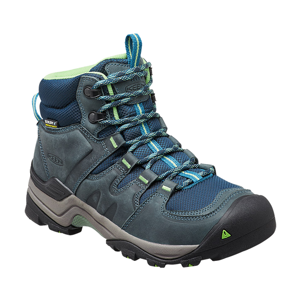 Keen Women's Gypsum II Mid Waterproof Midnight Navy