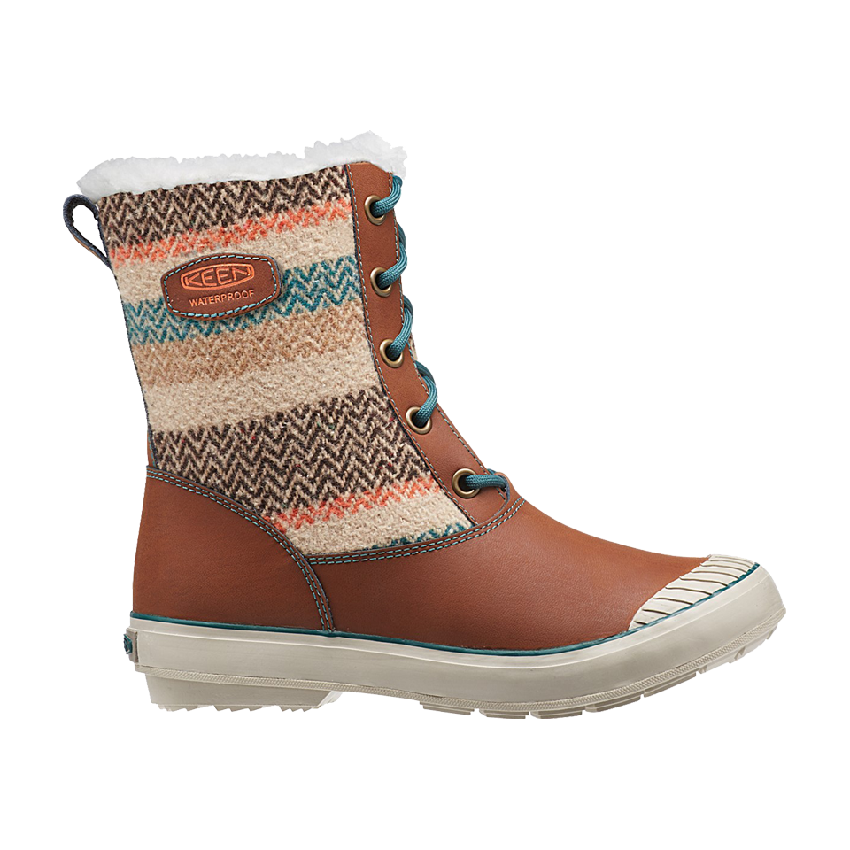 Keen Women's Elsa Boot Wool Striped