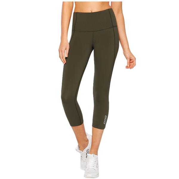 Lorna Jane Women's Dash Core Tight Dark Safari