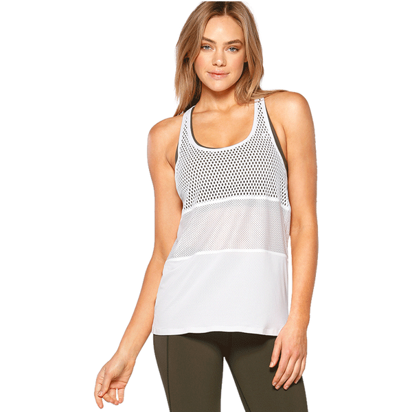 Lorna Jane Women's Nexus Active Tank White