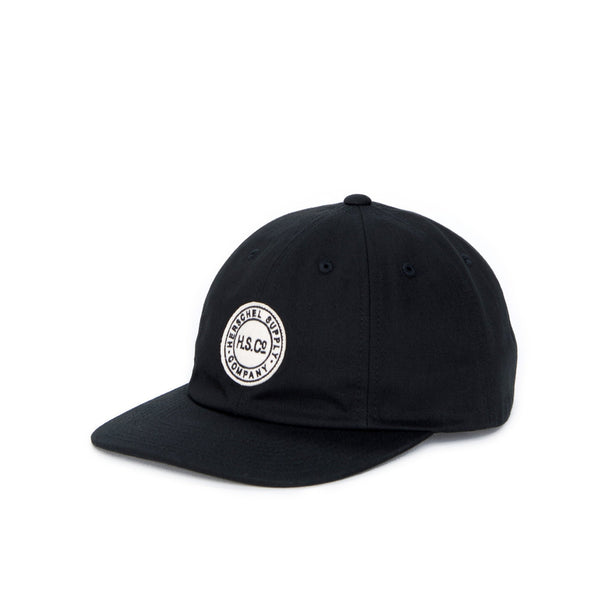Herschel Glenwood Cap Black