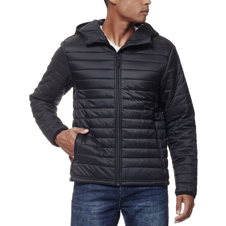 Icebreaker Men's Stratus Hooded Jacket Black
