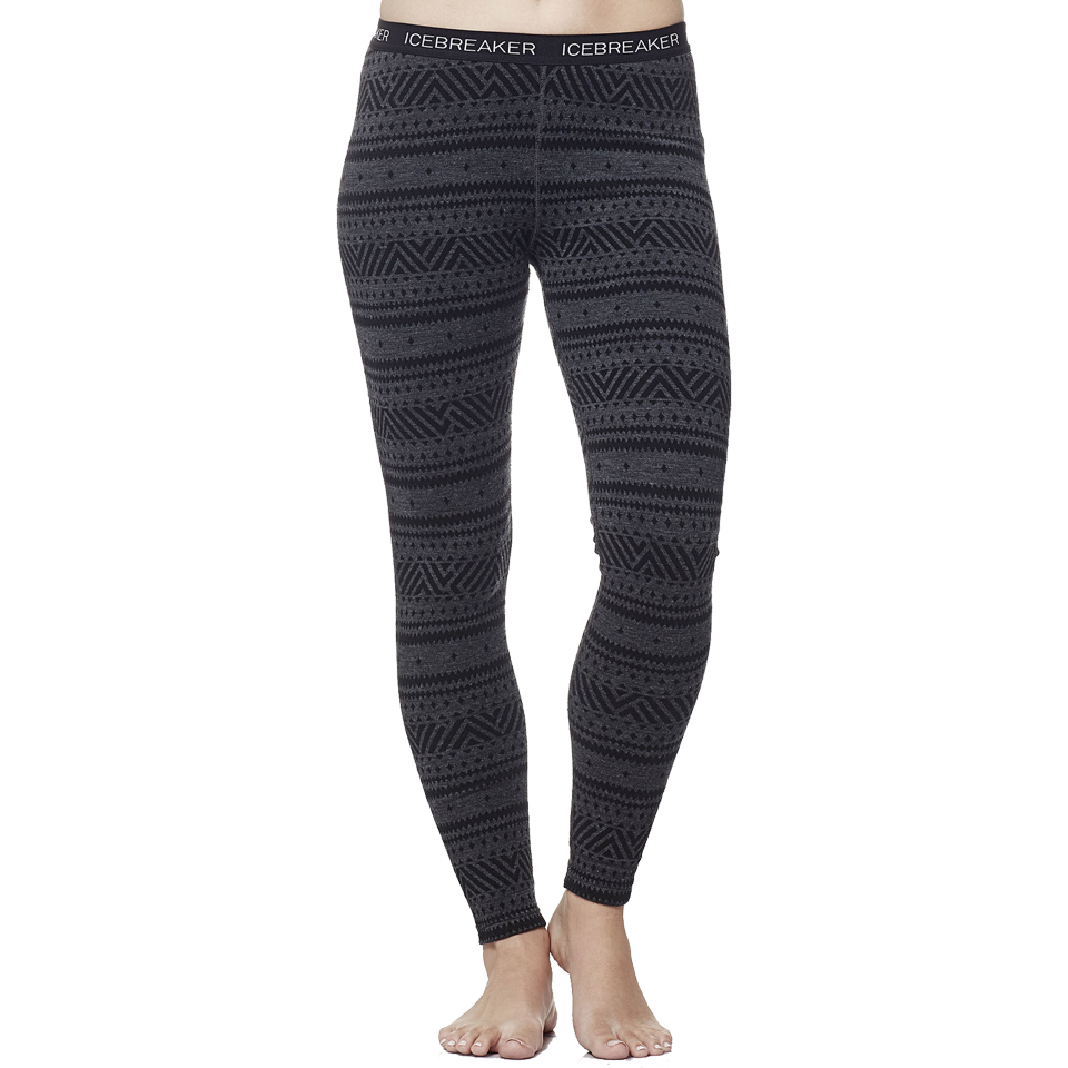 Icebreaker Women's Vertex Legging Jet Heather