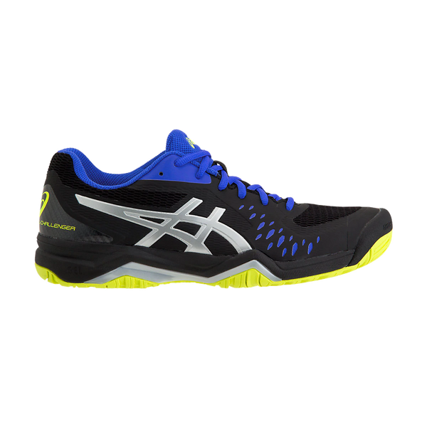 Asics Men's GEL-Challenger 12 Black/Silver