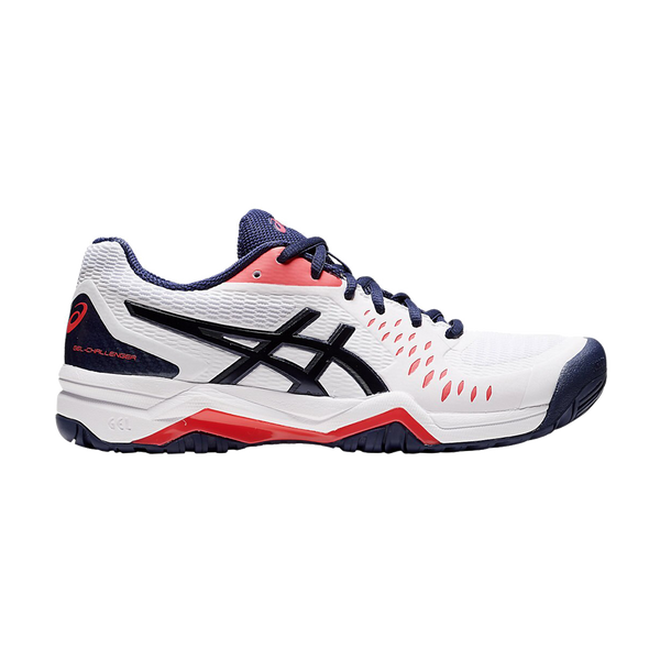 Asics Women's GEL-Challenger 12 White/Peacoat