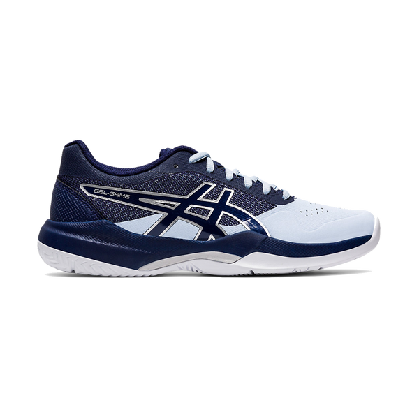 Asics Women's GEL-Game 7 Soft Sky/Peacoast