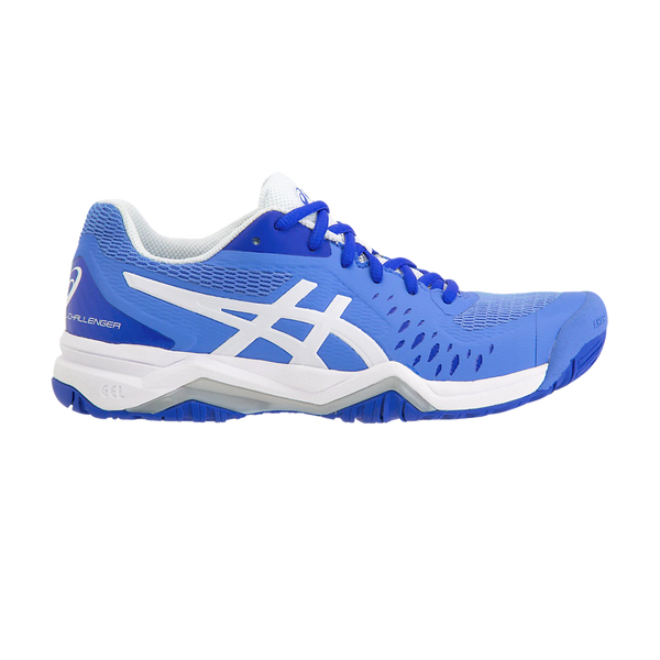 Asics Women's GEL-Challenger 12 Blue Coast/White