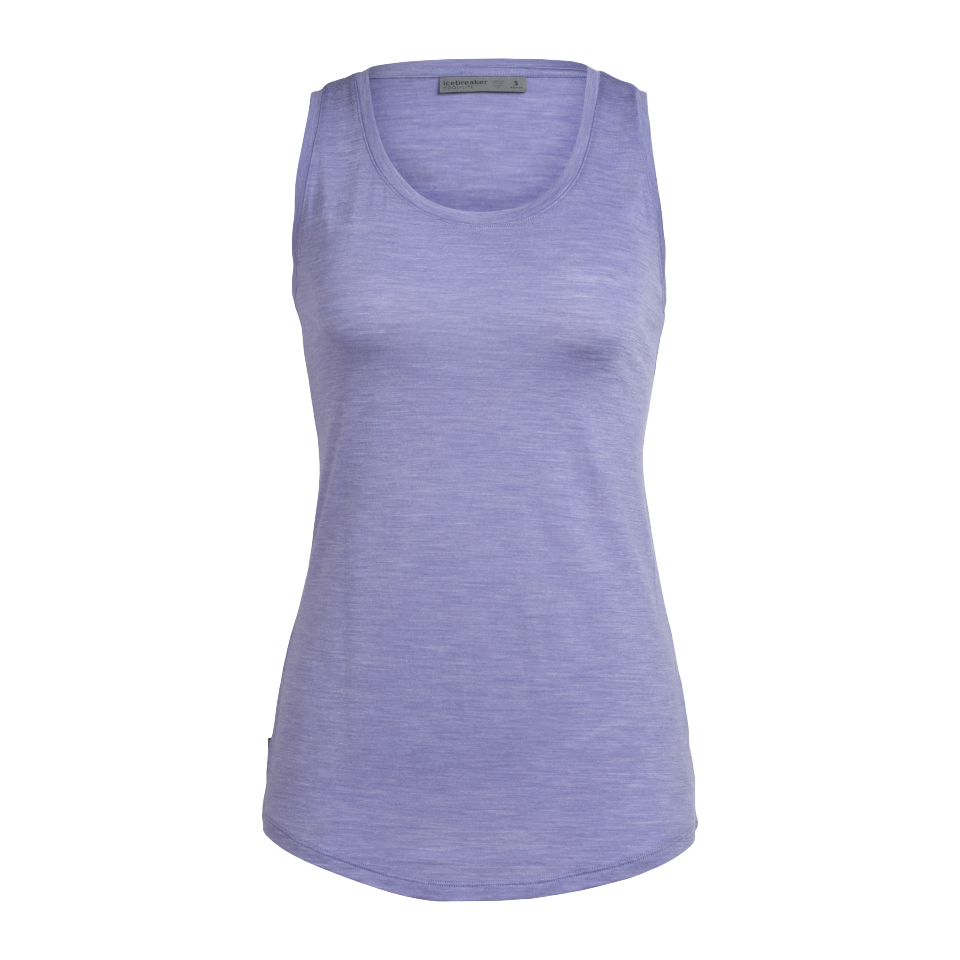 Icebreaker Women's Sphere Tank Orchid Heather