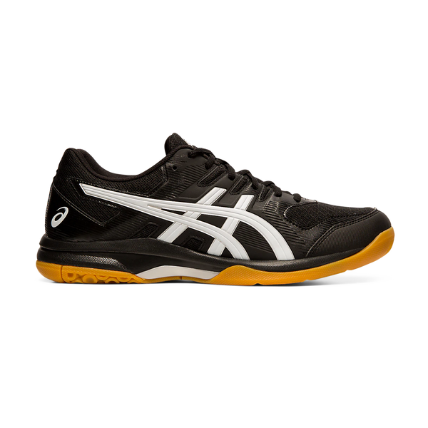 Asics Men's Gel-Rocket 9 Black/White