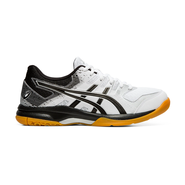 Asics Women's Gel-Rocket 9 White/Black