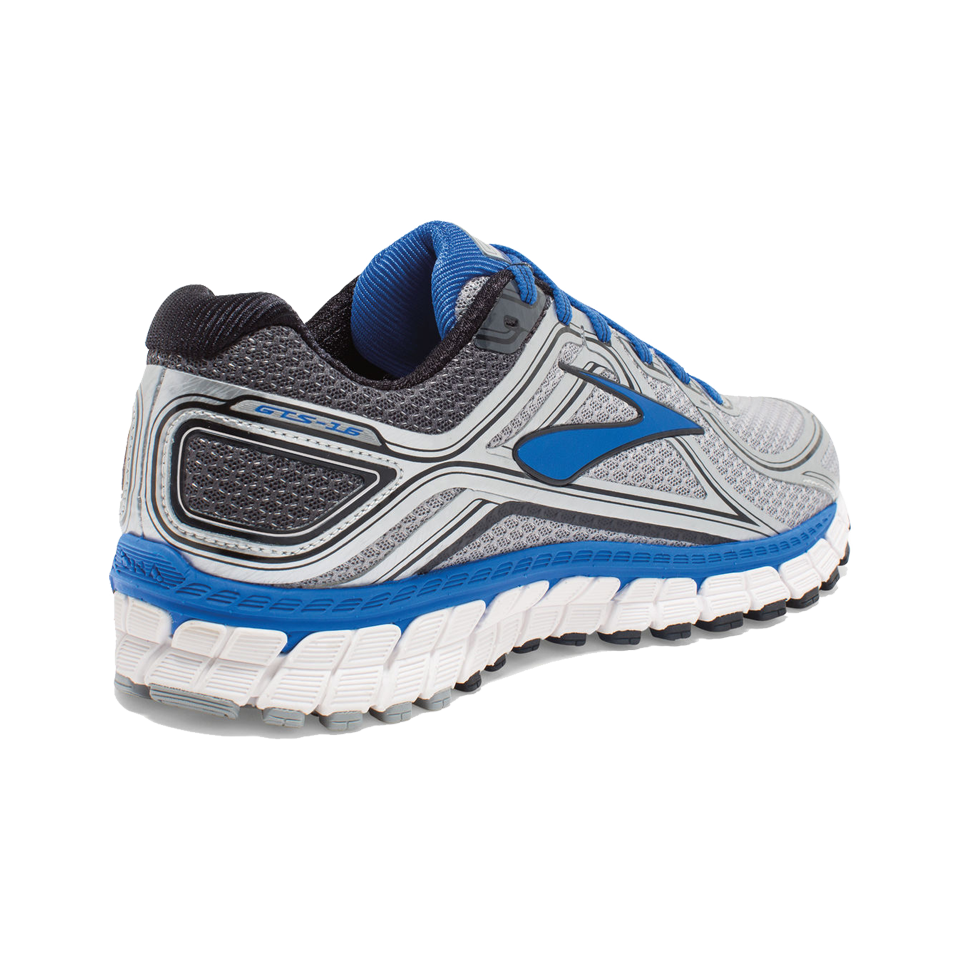 Brooks Men's Adrenaline GTS 16 Silver