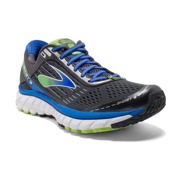 Brooks Men's Ghost 9 Anthracite