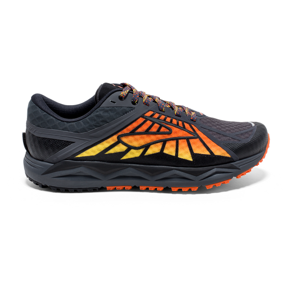 Brooks Men's Caldera Anthracite