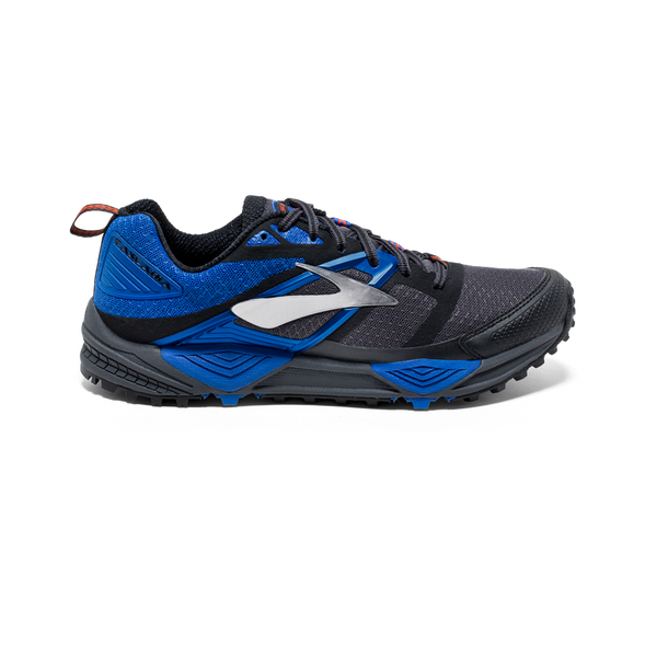 Brooks Men's Cascadia 12 Anthracite
