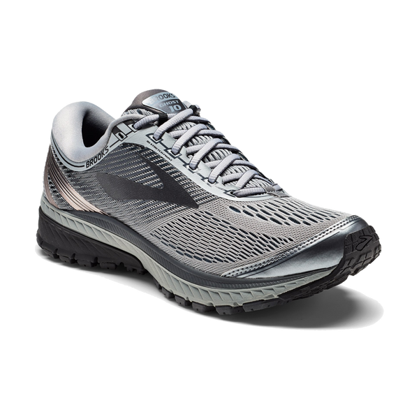 Brooks Men's Ghost 10 Primer Grey/Metallic