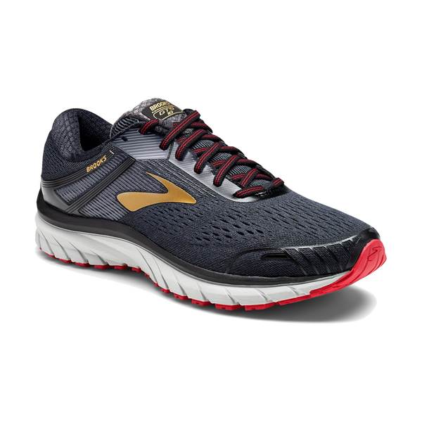 Brooks Men's Adrenaline GTS 18 Black/Gold