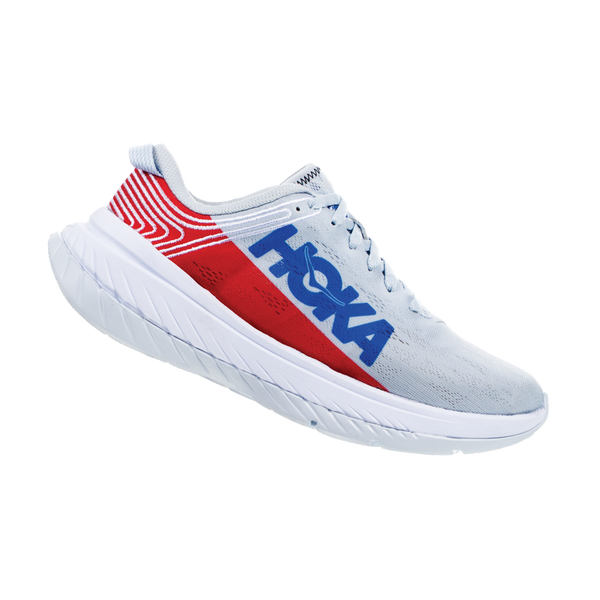 Hoka One One Men's Carbon X Plein Air/Palace Blue