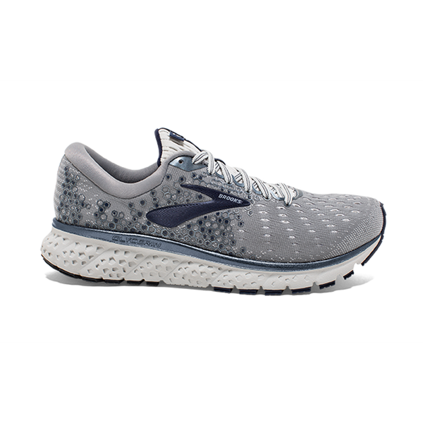 Brooks Men's Glycerin 17 Grey/Navy