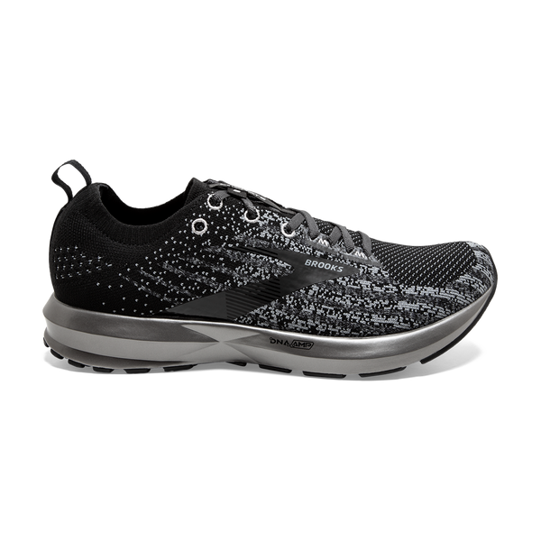 Brooks Men's Levitate 3 Black/Ebony/Silver